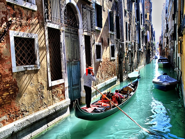 Gondola Private Traditional Tour